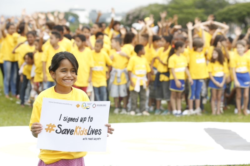 In Brazil, NGOs rally to #SaveKidsLives and plan future campaigns