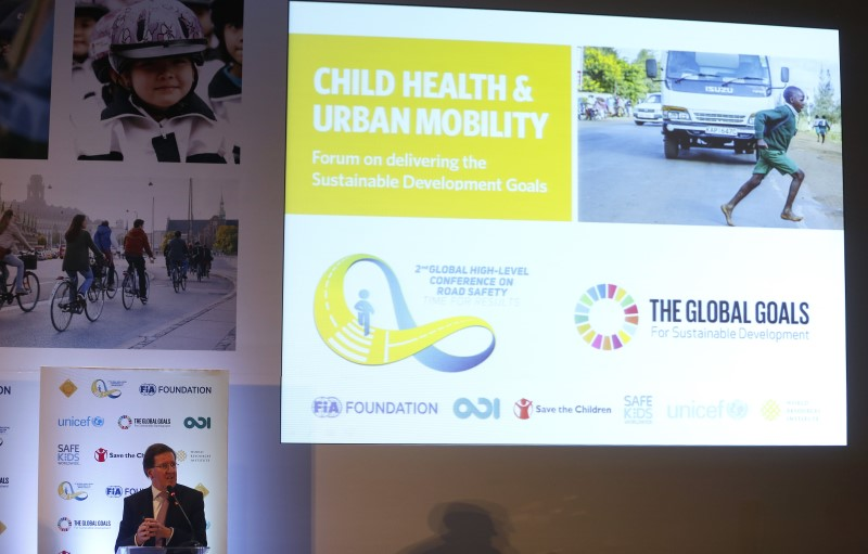 Brasilia Forum on child health and mobility in cities