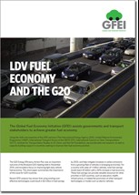 LDV Fuel Economy and G20