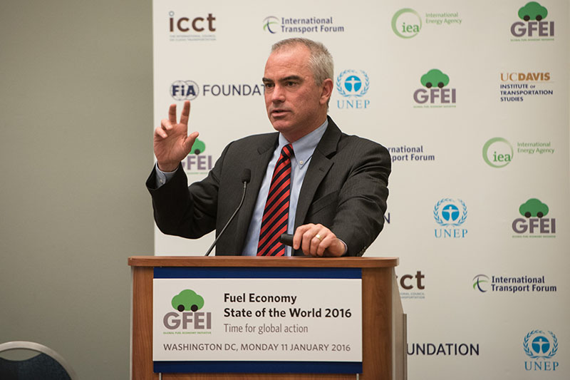 GFEI Experts Discuss Fuel Economy at major US transport conference (TRB) in Washington D.C.