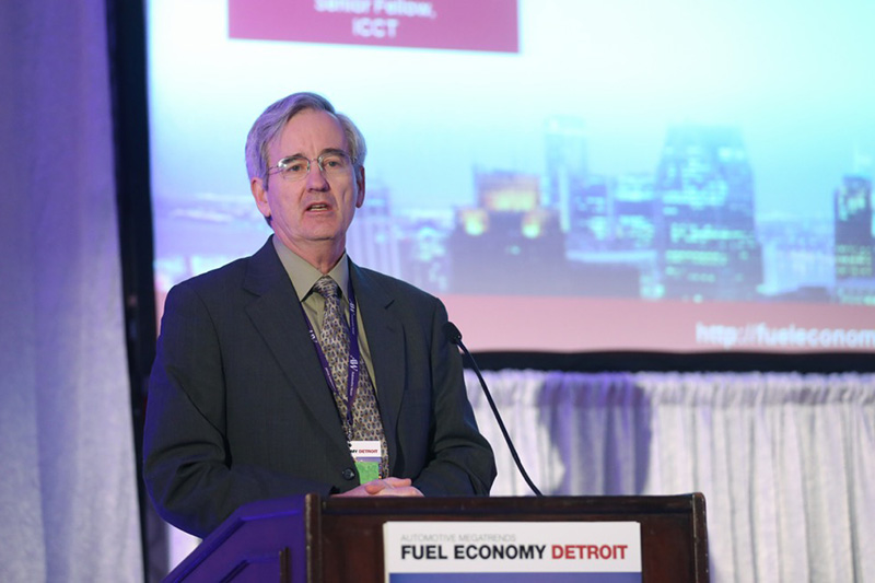 GFEI at Fuel Economy Detroit