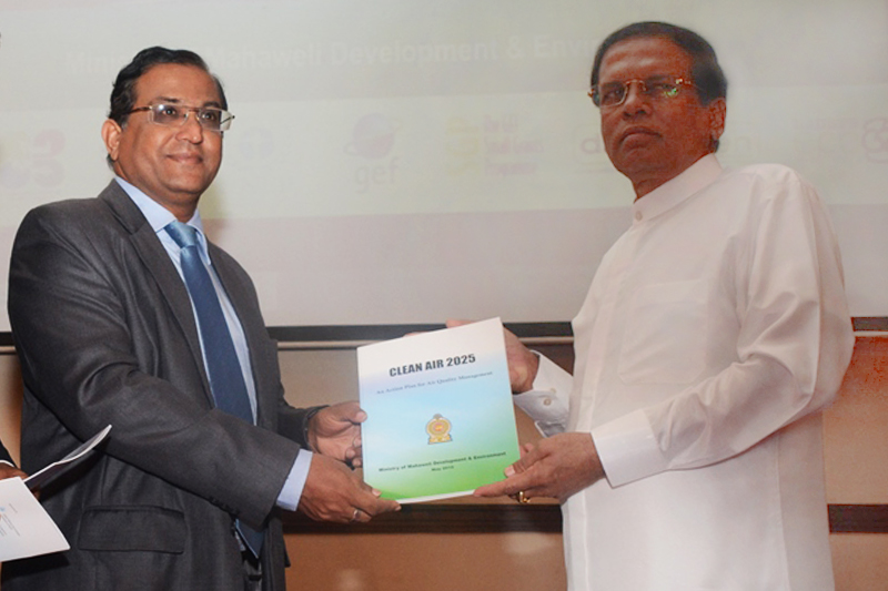 Fuel Economy included in Sri Lanka's Clean Air 2025 plan