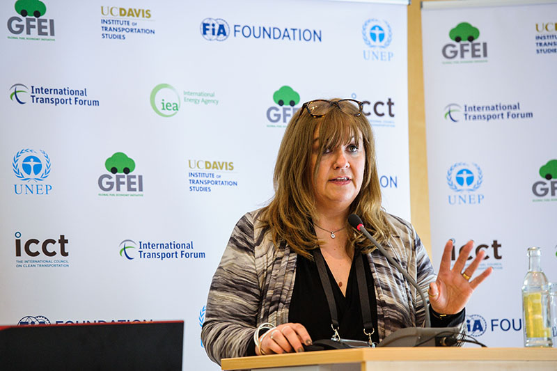 'World leading' fuel economy analysis launched at ITF Summit