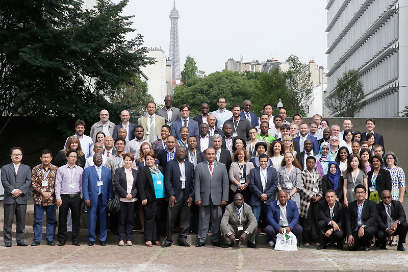 Largest ever GFEI global training event held in Paris