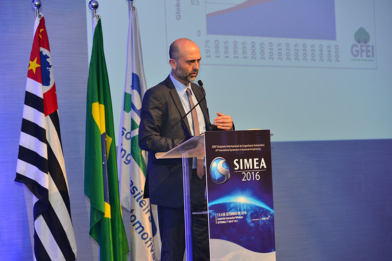 GFEI addresses Brazilian Auto Conference