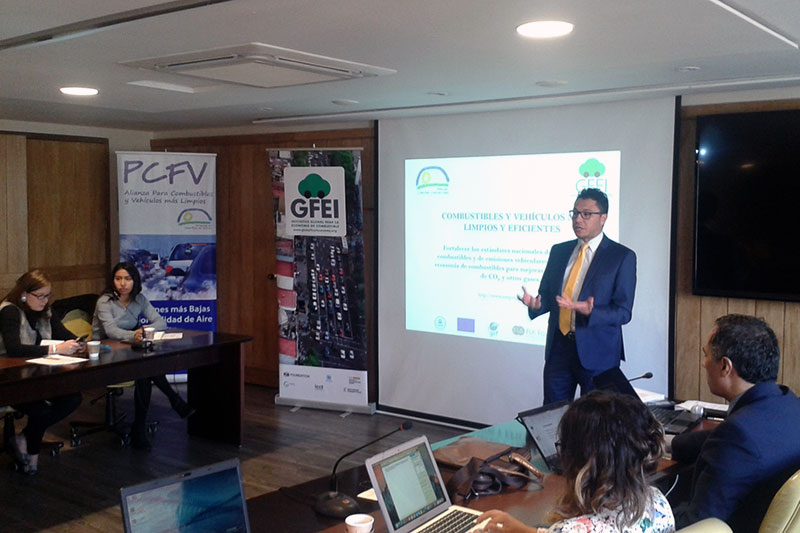 Colombia workshop launches GFEI project