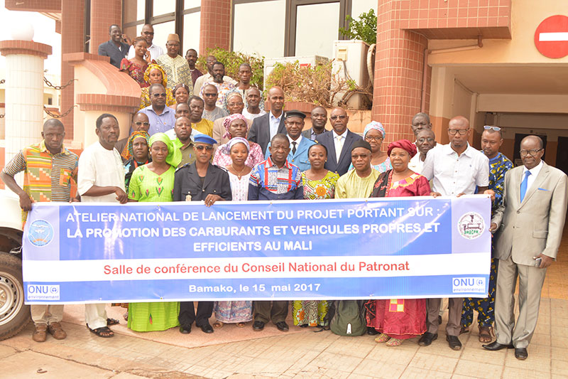 Workshop launches Global Fuel Economy Initiative in Mali