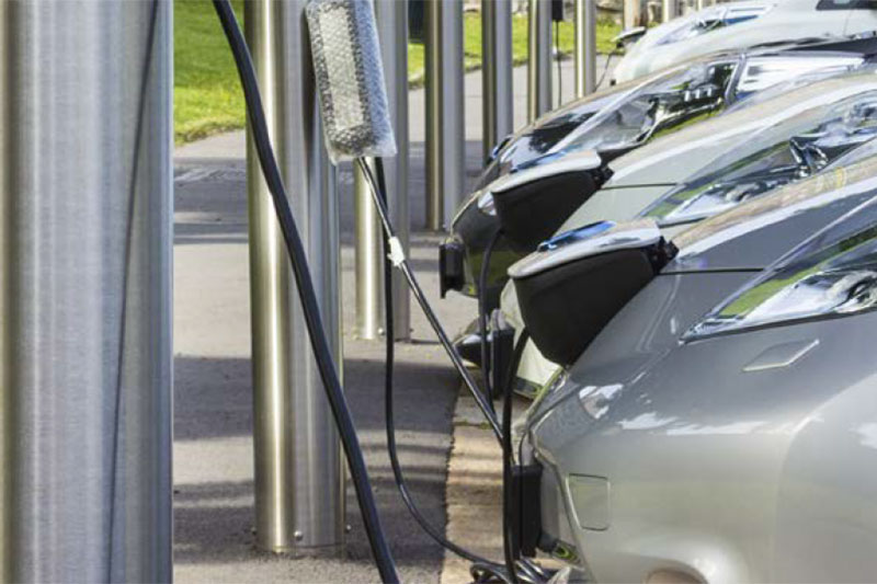 Ukraine exempts EVs from VAT