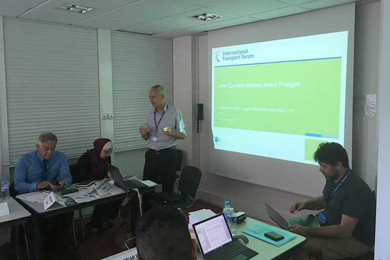 Fuel economy focus for energy efficient vehicles training in Paris