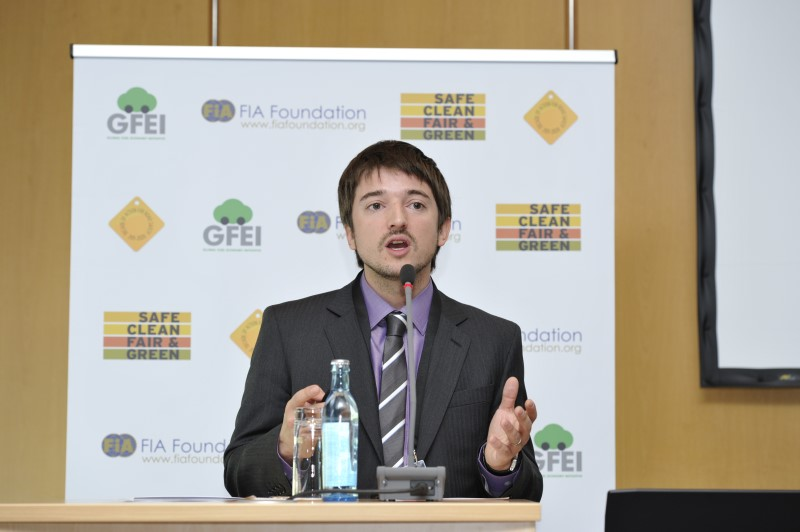 Foundation hosts Post-2015 discussion at ITF
