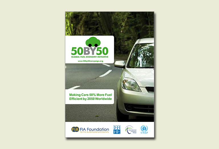 50by50: Global Fuel Economy Initiative