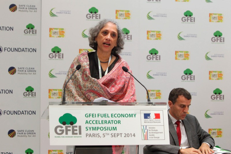 GFEI 'Accelerator' builds momentum for UN Climate Summit