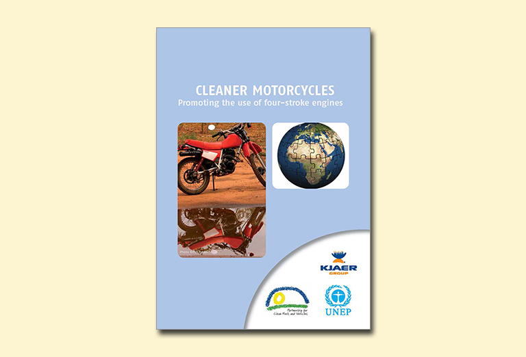 Cleaner Motorcycles