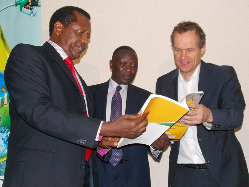 GFEI supports Kenyan fuel efficiency drive