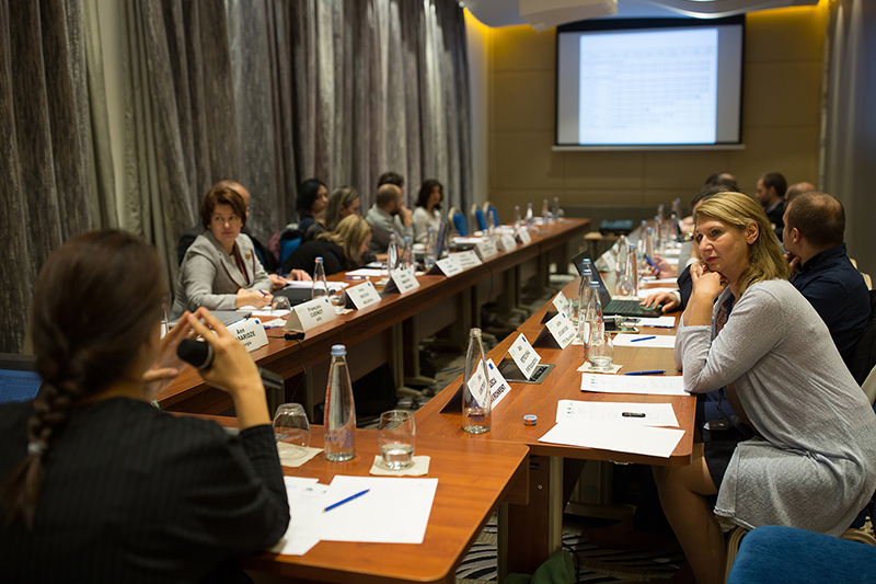 GFEI network meeting for Eastern Europe and Caucasus held in Tblisi