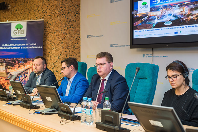 GFEI in Ukraine Launch event.