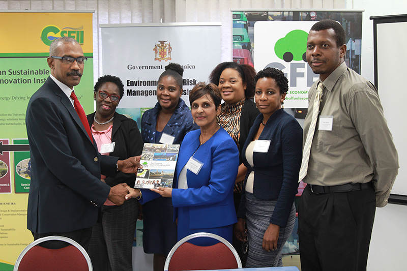 GFEI workshop plans next steps in Jamaica