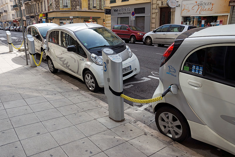 Electric vehicles, key to greater vehicle efficiency