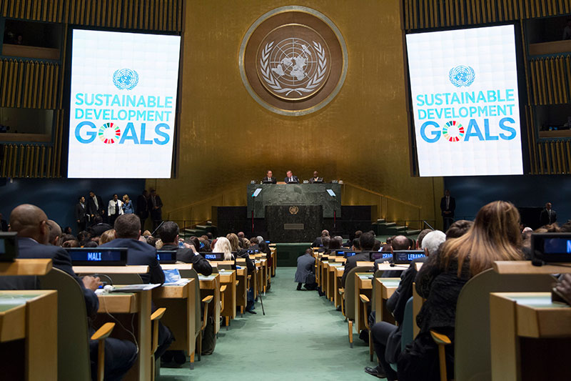 Historic SDG Energy Goal sets stage for Paris Climate Commitment