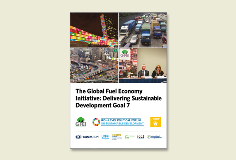 GFEI: Delivering Sustainable Development Goal 7