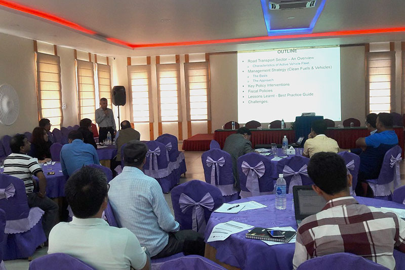 GFEI supports knowledge exchange in Nepal