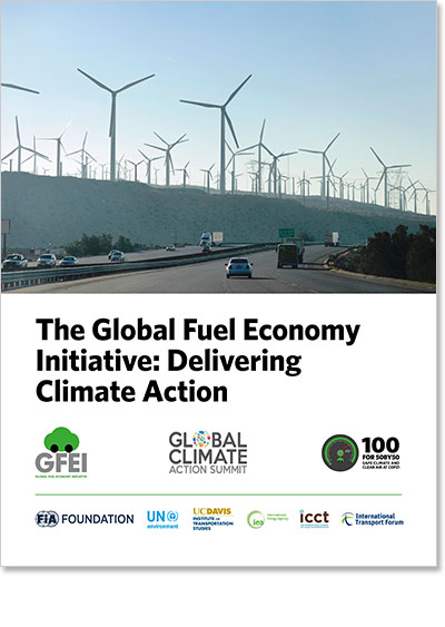 GFEI: Delivering Climate Action