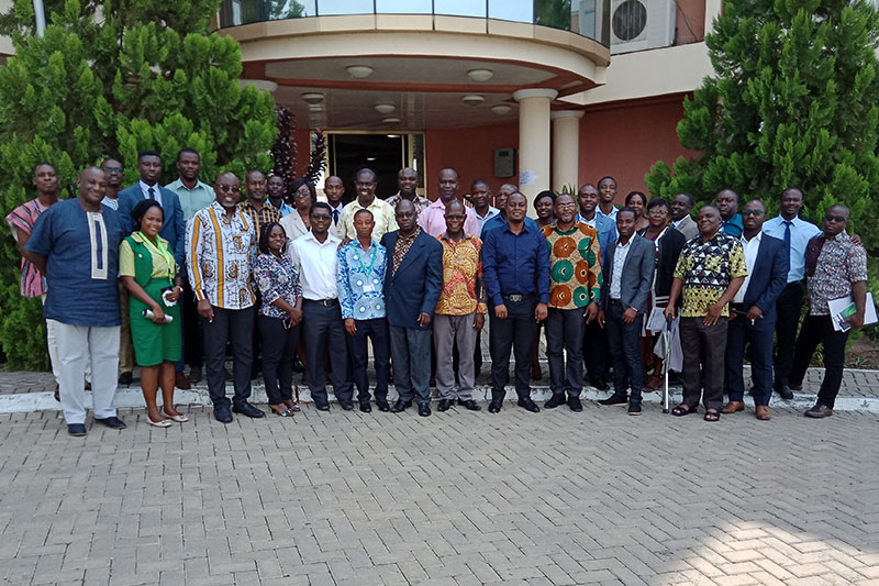 GFEI Workshop Disseminates Draft Electric Mobility Policies for Ghana