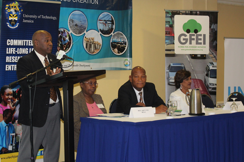 Regional Caribbean meeting on fuel economy policies held in Jamaica