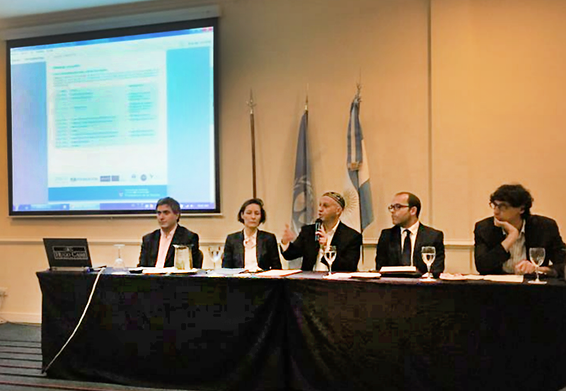 GFEI workshop shares Argentina baseline and plans policies