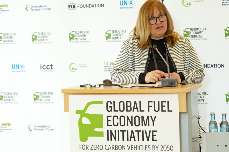 Sheila Watson, Deputy Director of the FIA Foundation and Executive Secretary of GFEI, sets out GFEI's decade of success