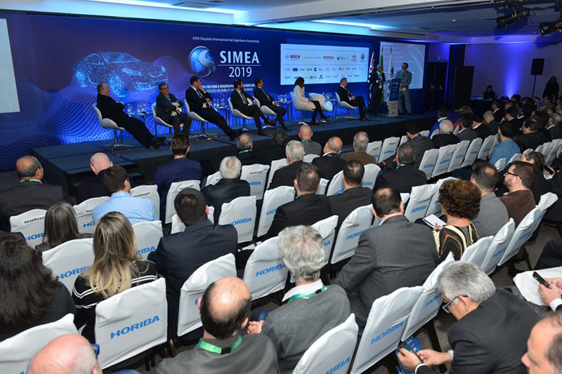 The plenary session of SIMEA2019.