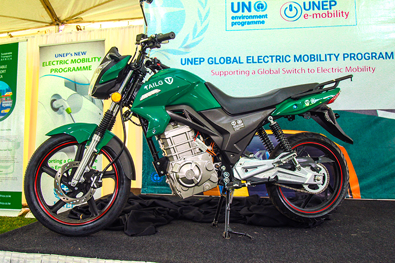 GFEI supporting the transition to electric 2&3 wheelers in East Africa